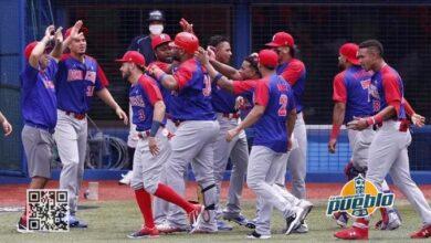 Photo of Dominicana suma una medalla de bronce en béisbol