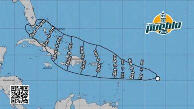 Photo of Potencial ciclón tropical siete se convierte en depresión tropical
