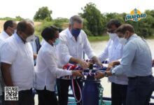 Photo of Presidente Abinader entrega obras de riego en Montecristi por más de RD$84 millones
