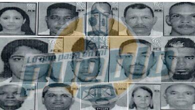 Photo of Suman 24 las personas arrestadas vinculadas al caso Falcón