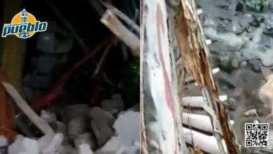 Photo of Adolescente muere aplastada por una pared en Azua
