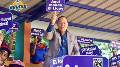 Photo of Franklin Mirabal revela sus 10 nuevas frases para narrar con el Licey
