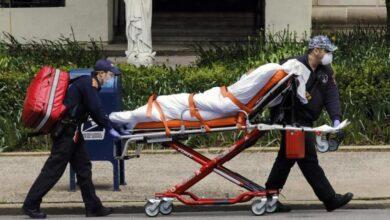 Photo of EE.UU: Subieron en 131% muertes diarias por coronavirus en un mes