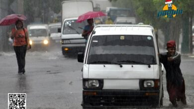 Photo of Meteorología: Siguen los aguaceros; hay 9 provincias en alerta