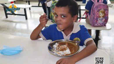 Photo of INABIE invierte más de RD$13 mil millones de pesos en almuerzo escolar