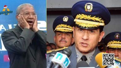 Photo of Periodista Esteban Rosario hace revelación comprometedora sobre el Jefe de la Policía
