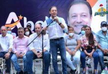 """Photo of Abel Martínez: """"no hemos visto ni un puente peatonal que haya hecho este Gobierno"""""""
